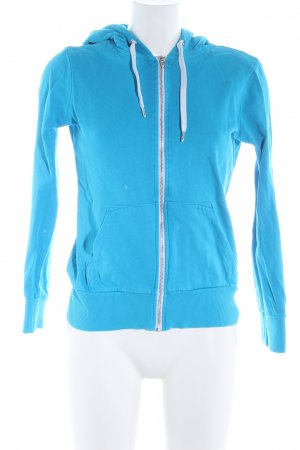 H&M Divided Sweatjack blauw