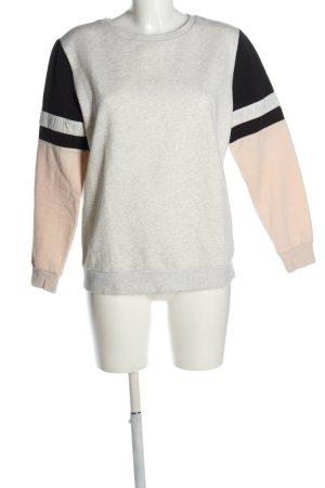 H&M Divided Sweatshirt meliert Casual-Look