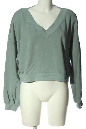 H&M Divided Sweat Shirt khaki casual look