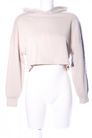 H&M Divided Sweatshirt creme Casual-Look
