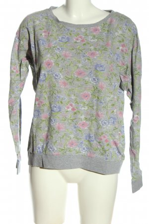 H&M Divided Sweatshirt Allover-Druck Casual-Look