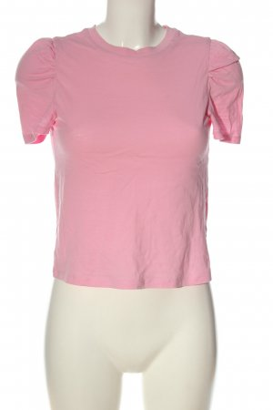 H&M Divided T-Shirt pink Casual-Look