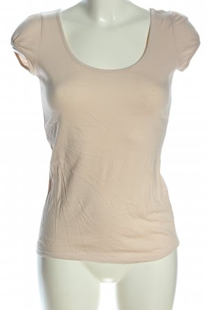 H&M Divided T-Shirt creme Casual-Look