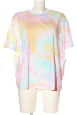 H&M Divided T-Shirt Farbverlauf Casual-Look