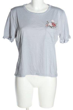 H&M Divided T-Shirt mehrfarbig Casual-Look