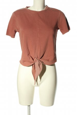 H&M Divided T-Shirt nude Casual-Look
