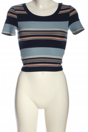 H&M Divided T-Shirt striped pattern casual look