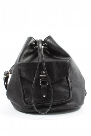 H&M Divided Daypack black casual look
