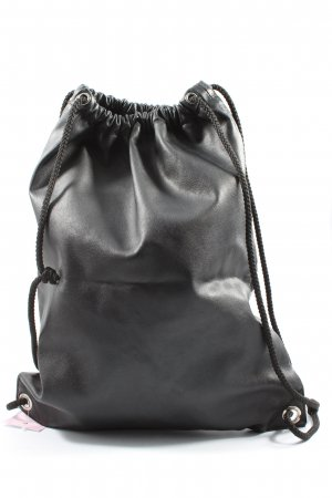 H&M Divided Mochila negro look casual