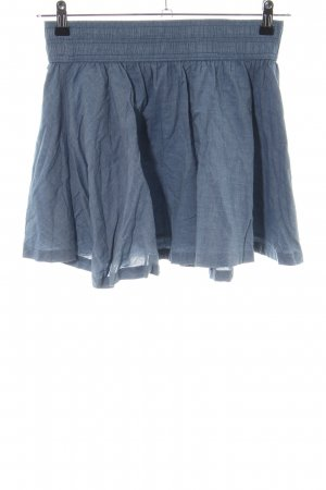 H&M Divided Circle Skirt blue casual look