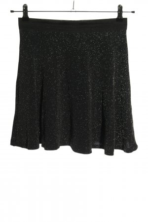 H&M Divided Circle Skirt black casual look