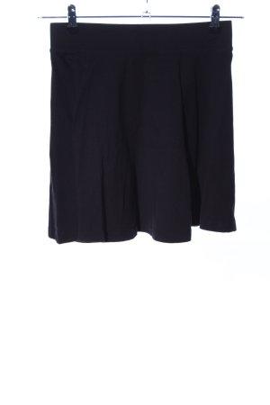 H&M Divided Circle Skirt black casual look