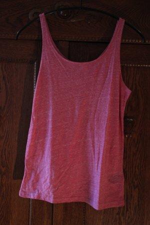 H&M DIVIDED, Top, rosa, Größe S