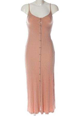 H&M Divided Trägerkleid nude Casual-Look