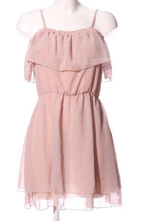 H&M Divided Trägerkleid pink Elegant