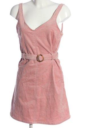 H&M Divided Trägerkleid pink Casual-Look