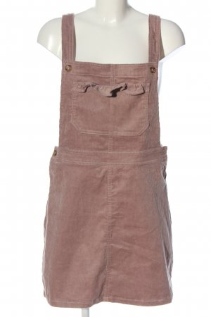 H&M Divided Pinafore skirt pink casual look