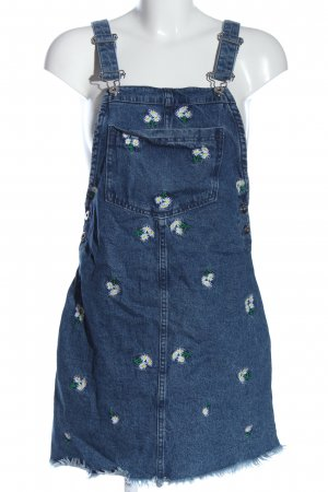 H&M Divided Pinafore skirt allover print casual look