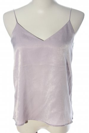 H&M Divided Strappy Top lilac casual look