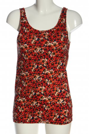 H&M Divided Strappy Top allover print casual look