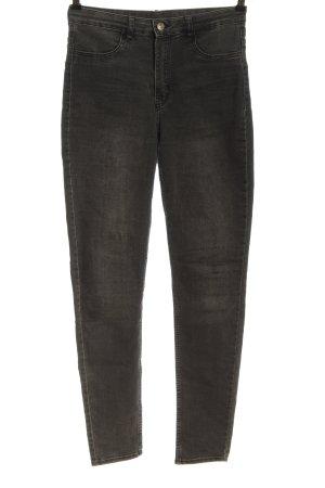 H&M Divided Treggings grigio chiaro stile casual