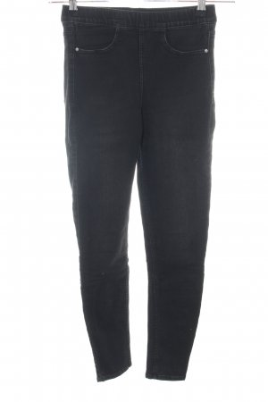 H&M Divided Treggings negro look casual