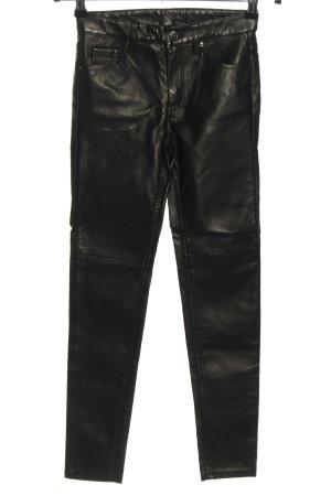 H&M Divided Tregging noir style décontracté