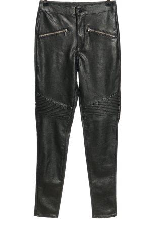 H&M Divided Tregging noir style mouillé