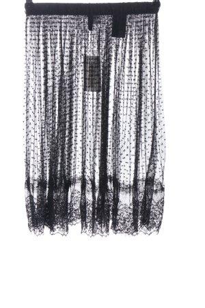 H&M Divided Gonna di tulle nero elegante