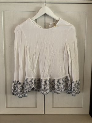H&M Divided Tunic Blouse multicolored