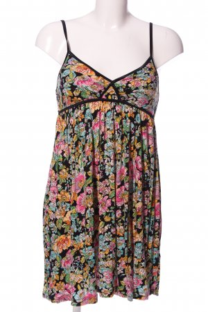 H&M Divided Tunikabluse Blumenmuster Casual-Look