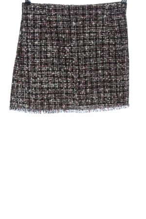 H&M Divided Gonna tweed puntinato stile casual