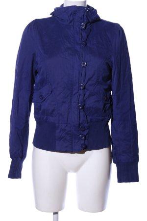 H&M Divided Kurtka przejściowa niebieski W stylu casual