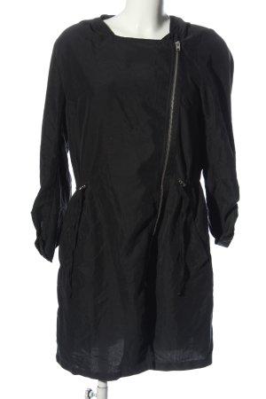 H&M Divided Kurtka przejściowa czarny W stylu casual