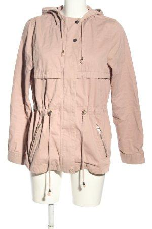 H&M Divided Übergangsjacke pink Casual-Look