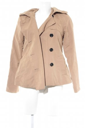 H&M Divided Übergangsjacke beige Casual-Look