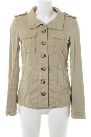 H&M Divided Übergangsjacke beige Casual-Look