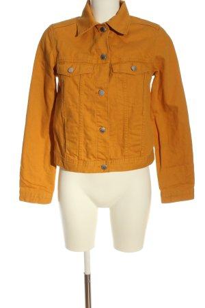 H&M Divided Kurtka przejściowa jasny pomarańczowy W stylu casual