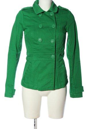 H&M Divided Kurtka przejściowa zielony W stylu casual