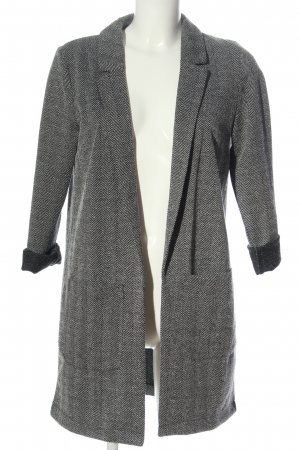 H&M Divided Between-Seasons-Coat light grey-black elegant