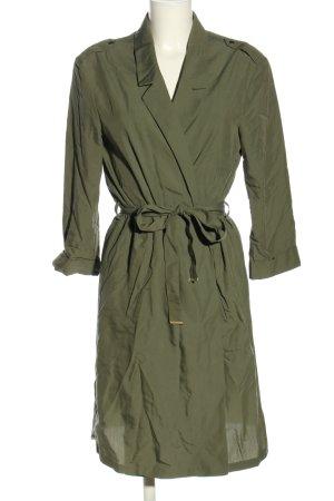 H&M Divided Between-Seasons-Coat khaki casual look