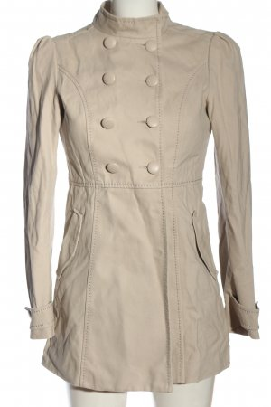 H&M Divided Between-Seasons-Coat natural white casual look