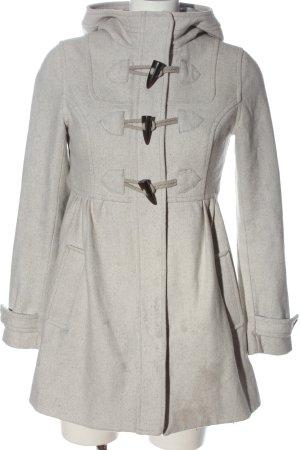 H&M Divided Between-Seasons-Coat light grey casual look