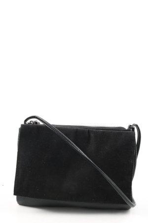 H&M Divided Sac bandoulière noir style décontracté