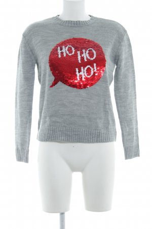 H&M Divided Christmasjumper multicolored casual look