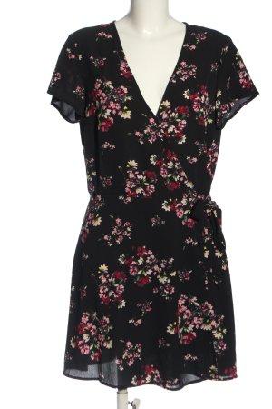 H&M Divided Kopertowa sukienka Na całej powierzchni W stylu casual
