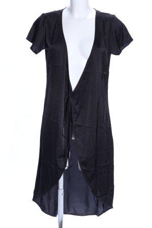 H&M Divided Wikkeljurk zwart casual uitstraling