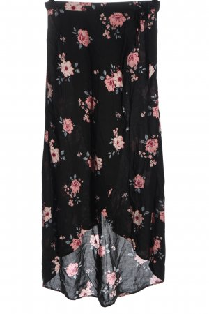 H&M Divided Wickelrock Allover-Druck Casual-Look