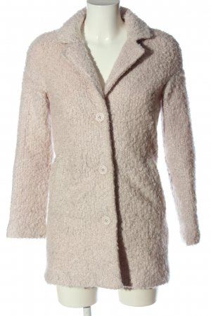 H&M Divided Winter Coat natural white casual look