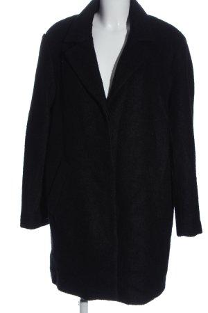 H&M Divided Winter Coat black casual look